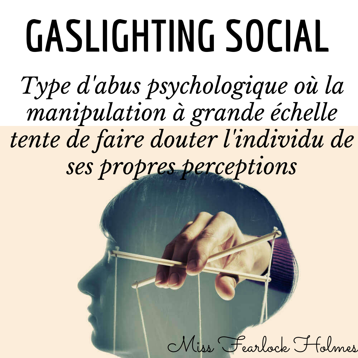 Gaslighting social