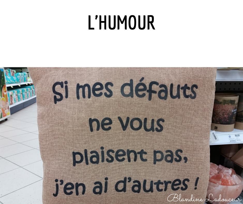l humour face a la peur